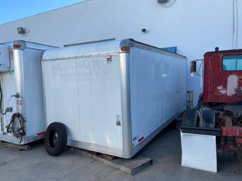 18FT DRY BOX 18FT DRY BOX for sale at Orange Truck Sales - Fabrication, Lift gate and body in Orlando FL