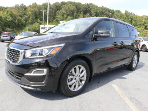2019 Kia Sedona for sale at RUSTY WALLACE KIA OF KNOXVILLE in Knoxville TN