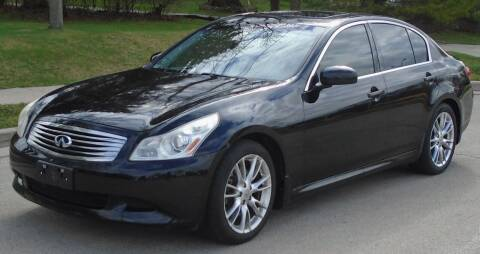 2008 Infiniti G35 for sale at Waukeshas Best Used Cars in Waukesha WI