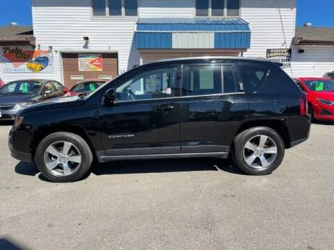 2017 Jeep Compass for sale at Twin City Motors in Grand Forks ND