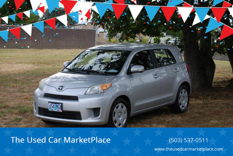 2008 Scion xD for sale at The Used Car MarketPlace in Newberg OR