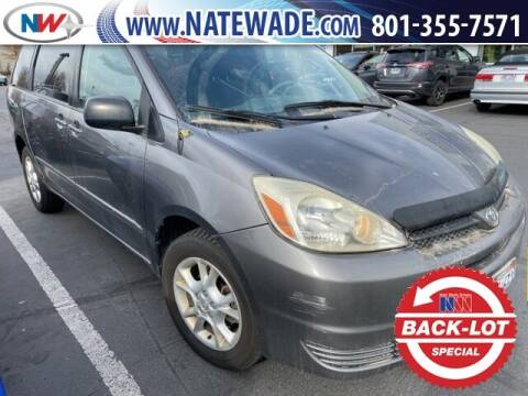 2005 Toyota Sienna for sale at NATE WADE SUBARU in Salt Lake City UT