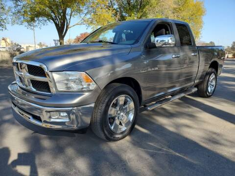 2010 Dodge Ram Pickup 1500 for sale at Matador Motors in Sacramento CA
