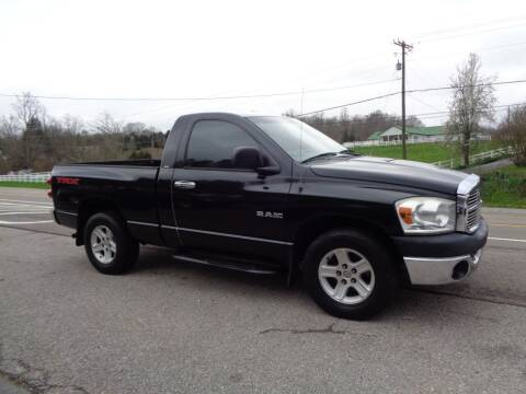 2008 Dodge Ram Pickup 1500 for sale at Car Depot Auto Sales Inc in Seymour TN