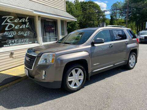 2011 GMC Terrain for sale at Real Deal Auto Sales in Auburn ME