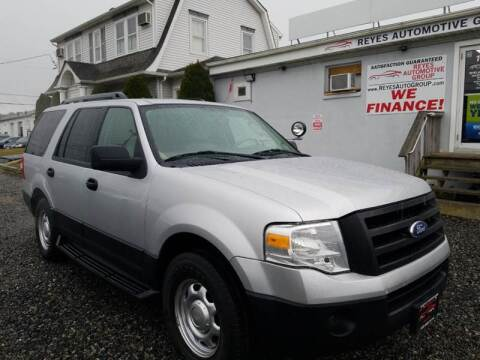2010 Ford Expedition for sale at Reyes Automotive Group in Lakewood NJ