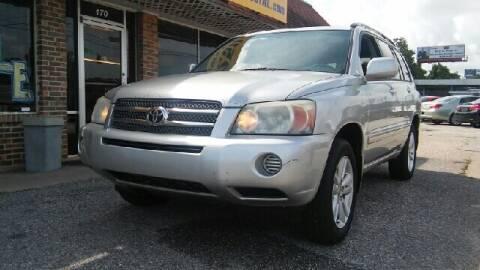 2006 Toyota Highlander Hybrid for sale at Best Buy Autos in Mobile AL