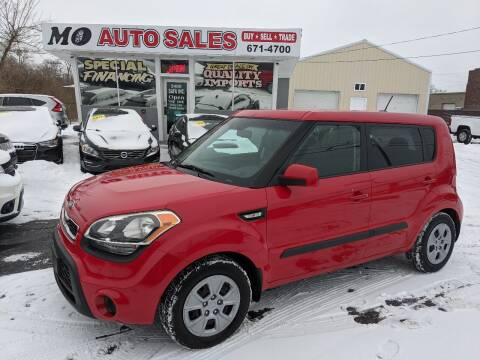2013 Kia Soul for sale at Mo Auto Sales in Fairfield OH