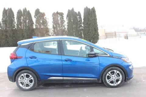 2017 Chevrolet Bolt EV for sale at D & B Auto Sales LLC in Washington Township MI