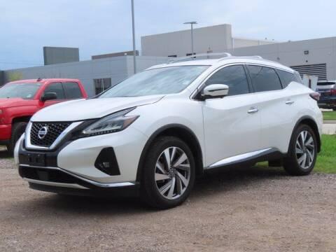 2019 Nissan Murano for sale at BIG STAR HYUNDAI in Houston TX