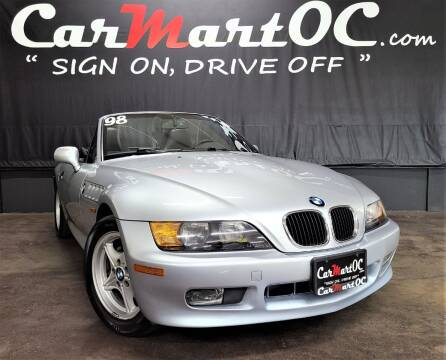 1998 BMW Z3 for sale at CarMart OC in Costa Mesa, Orange County CA