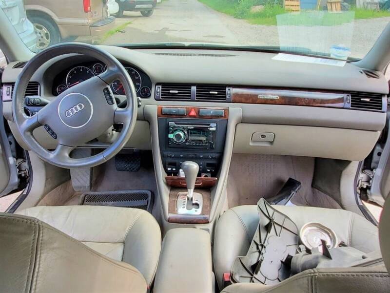 2002 Audi A6 AWD 3.0 quattro 4dr Sedan - Ankeny IA