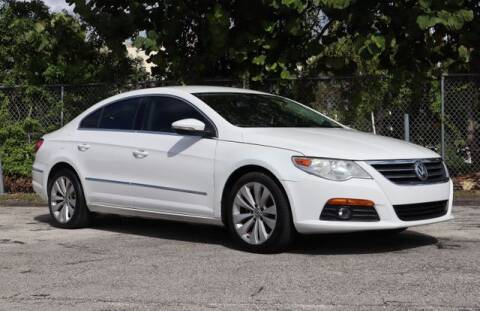 2010 Volkswagen CC for sale at No 1 Auto Sales in Hollywood FL