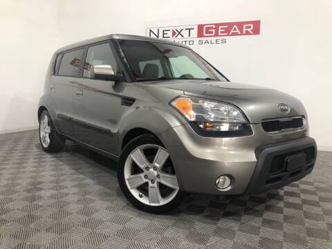 2010 Kia Soul for sale at Next Gear Auto Sales in Westfield IN