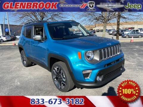 2020 Jeep Renegade for sale at Glenbrook Dodge Chrysler Jeep Ram and Fiat in Fort Wayne IN