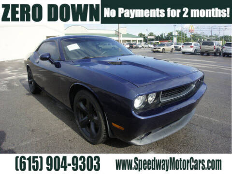 2014 Dodge Challenger for sale at Speedway Motors in Murfreesboro TN