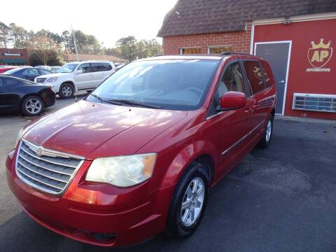 2010 Chrysler Town and Country for sale at AP Automotive in Cary NC