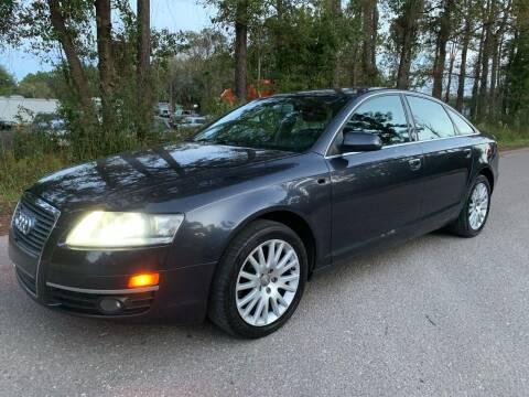 2007 Audi A6 for sale at Next Autogas Auto Sales in Jacksonville FL