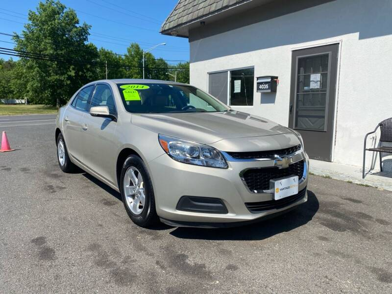 2014 Chevrolet Malibu for sale at Vantage Auto Group in Brick NJ