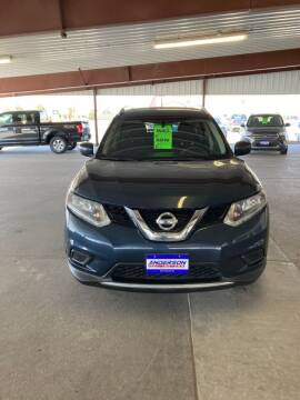2016 Nissan Rogue for sale at Anderson Motors in Scottsbluff NE