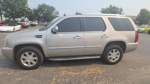 2007 Cadillac Escalade for sale at Silverline Auto Boise in Meridian ID
