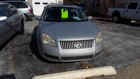2006 Mercury Milan for sale at Autolistix LLC in Salem NJ