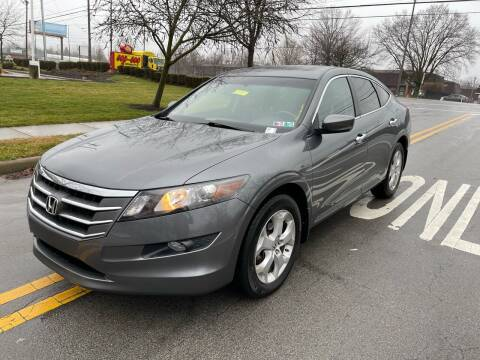 2010 Honda Accord Crosstour for sale at Via Roma Auto Sales in Columbus OH