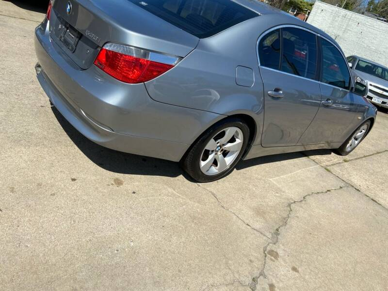 2007 BMW 5 Series for sale at Whites Auto Sales in Portsmouth VA