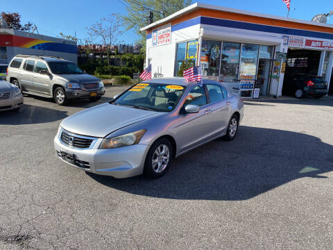 2009 Honda Accord for sale at 1020 Route 109 Auto Sales in Lindenhurst NY