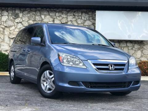 2007 Honda Odyssey for sale at ATLAS AUTOS in Marietta GA