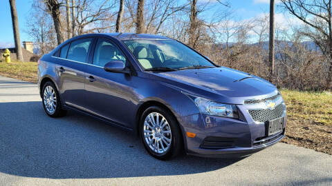 2013 Chevrolet Cruze for sale at Rare Exotic Vehicles in Weaverville NC