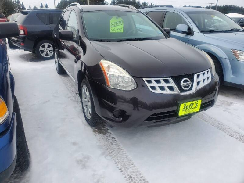 2011 Nissan Rogue for sale at Jeff's Sales & Service in Presque Isle ME