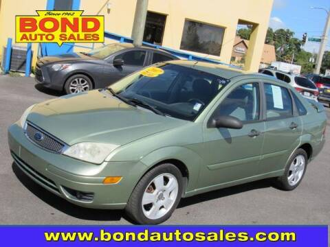 2007 Ford Focus for sale at Bond Auto Sales in St Petersburg FL