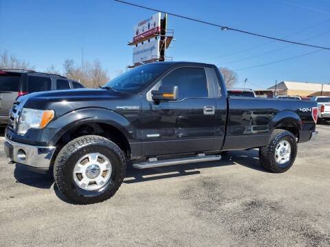 2012 Ford F-150 for sale at Aaron's Auto Sales in Poplar Bluff MO