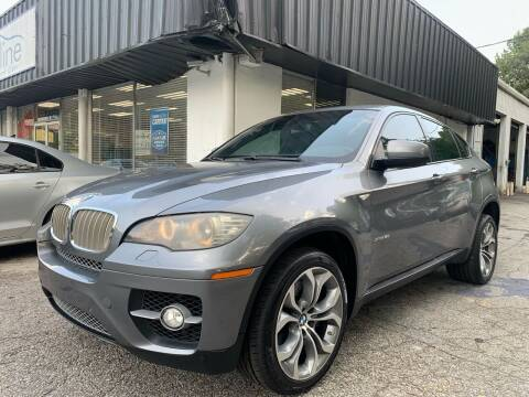 2010 BMW X6 for sale at Car Online in Roswell GA