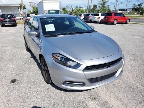 2015 Dodge Dart for sale at Jamrock Auto Sales of Panama City in Panama City FL