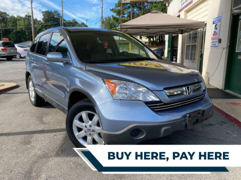 2008 Honda CR-V for sale at Automan Auto Sales, LLC in Norcross GA