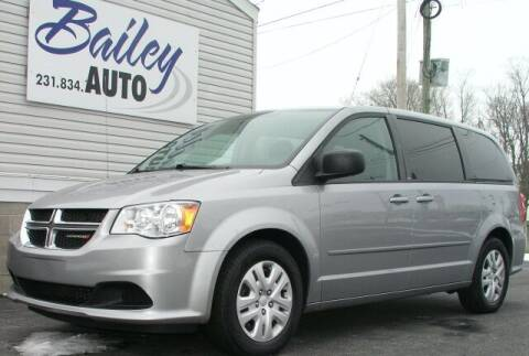 2014 Dodge Grand Caravan for sale at Bailey Auto LLC in Bailey MI