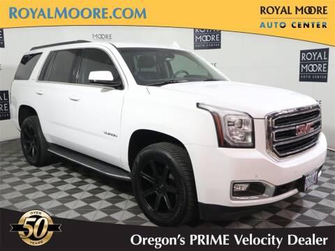 2017 GMC Yukon for sale at Royal Moore Custom Finance in Hillsboro OR
