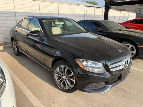 2016 Mercedes-Benz C-Class for sale at Excellence Auto Direct in Euless TX