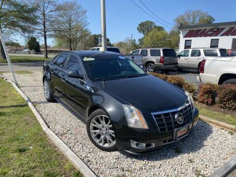 2013 Cadillac CTS for sale at Beach Auto Brokers in Norfolk VA