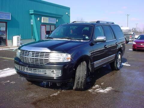 2008 Lincoln Navigator for sale at VOA Auto Sales in Pontiac MI