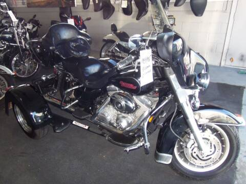 2007 Harley-Davidson electra glide trike for sale at Fulmer Auto Cycle Sales - Fulmer Auto Sales in Easton PA