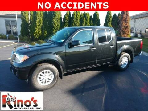 2019 Nissan Frontier for sale at Rino's Auto Sales in Celina OH
