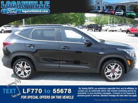 2021 Kia Seltos for sale at Loganville Quick Lane and Tire Center in Loganville GA