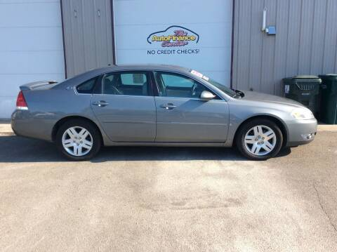 2007 Chevrolet Impala for sale at The AutoFinance Center in Rochester MN
