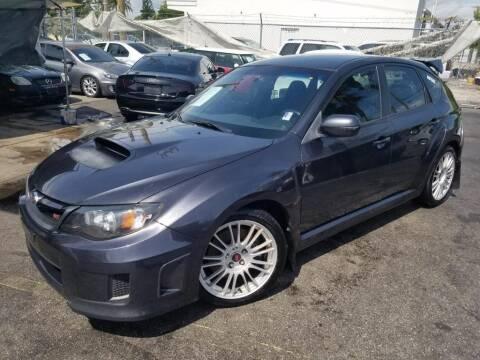 2010 Subaru Impreza for sale at Import Haven in Davie FL