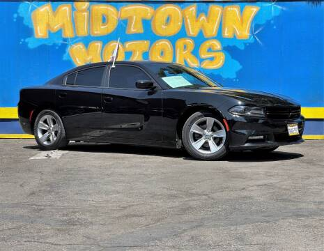 2017 Dodge Charger for sale at Midtown Motors in San Jose CA