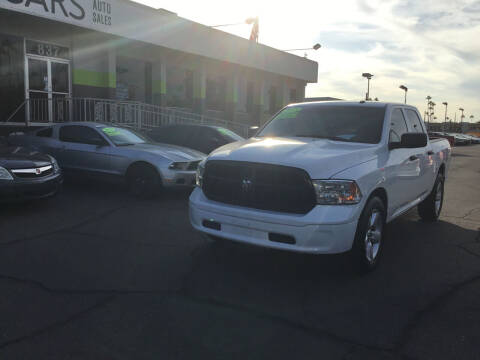2018 RAM Ram Pickup 1500 for sale at Ideal Cars in Mesa AZ
