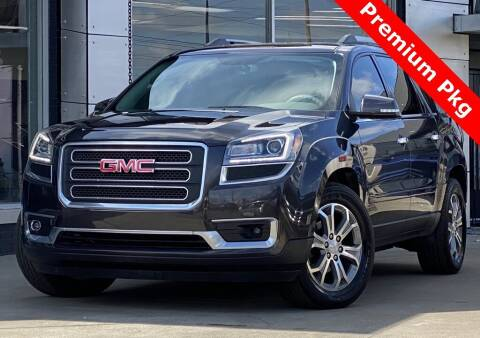 2014 GMC Acadia for sale at Carmel Motors in Indianapolis IN